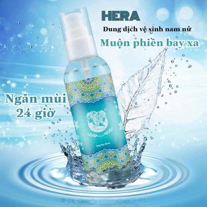 Dung dịch vệ sinh phụ nữ Hera
